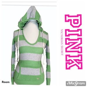 Victoria Secret PINK hooded sweater with pocket